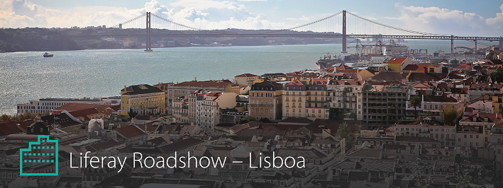 Liferay Roadshow Lisboa